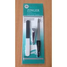 Манікюрний набір з 3-х предметів Zinger