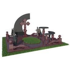 Надгробний комплекс