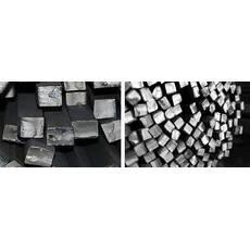Квадрат сталевий 100 х 100 ст 20