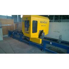 Обрабатывающий центр для алюминия Schuco PBX Al - 7200