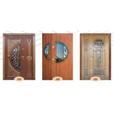 Входные двери моделей 219, 220, 221