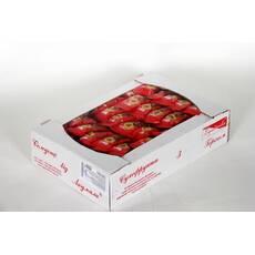 """Цукерки глазуровані """"Персик з горіхом"""" 1,350 кг"""