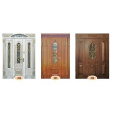 Входные двери моделей 304, 305, 306