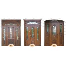 Входные двери моделей 301, 302, 303