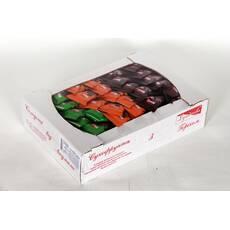 """Набір (мікс 3) глазурованих цукерок """"Сухофрукти з горіхом"""" 1,350 кг"""