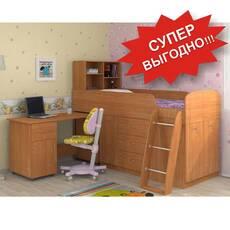 """Кровать со столом """"Merabel-2"""""""