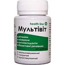 Мультивіт Родовіт вітамінно-мінеральний комплекс