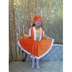 Карнавальный костюм Белочка (велюр)