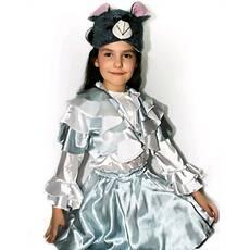 Карнавальный костюм Мышка серая (маска)