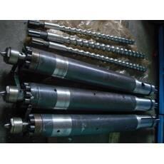 Цилиндры материальные для термопластавтоматов