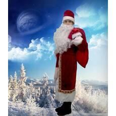 Карнавальний костюм Діда Мороза (підліток)
