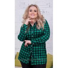 Жіноча сорочка на гудзиках великих розмірів - Товари - Інтернет ... 9b88205c228c7