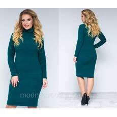 be236ebce40 Женское платье в рубчик прямого кроя - Товары - Интернет-магазин ...