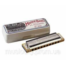 Hohner Marine Band Classic B діатонічна губна гармошка