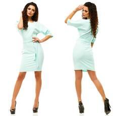 Модель - 182 (платье), мятный