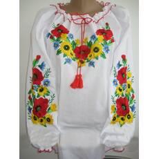 2d3901cf528b74 Вишиванка жіноча, 60-62 розмір - Товари - Купити стильні сукні ...