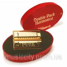 Hohner Double Puck Harmonicas CG диатоническая губная гармошка