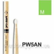Pro - Mark PW5AN Japanese White Oak 5an барабанних паличок, нейлоновий наконечник