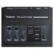 Roland UA33 Tri - Capture USB аудіоінтерфейс, 3входа/1выход