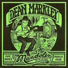 Струны для мандолины Dean Markley 2404