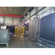 Склопакетне виробництво Lisec 2006