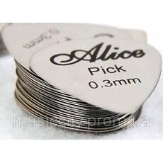Alice AP-100S Metal стальной медиатор