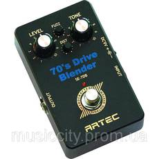 Artec 70'S Drive Blender SE - 7db педаль для гітари, ефект - Overdrive/Crunch