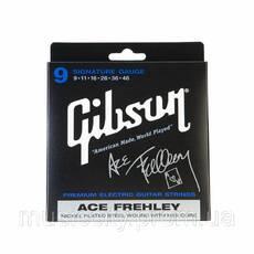 Gibson SEG - AFS Ace Frehley Signature комплект струн 9-46