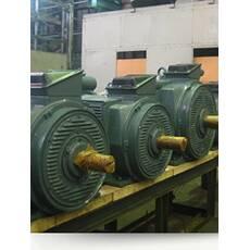 Електродвигун з фазним ротором серії 6АК