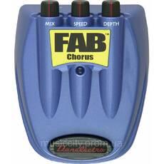 Danelectro D - 5 педаль для гітари, ефект - FAB Chorus