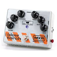 Jim Dunlop M181 MXR Blow Torch педаль для гітари, ефект - Overdrive