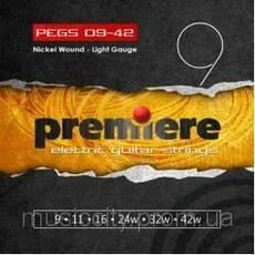 Струны Premiere PEGS09-42