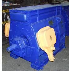 Асинхронні трифазні вибухозахищені двигуни серії 4АЗМП