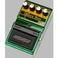 DOD FX51 педаль для гітари, ефект - Overdrive