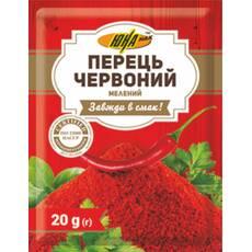 Перець красный молотый, 20 г