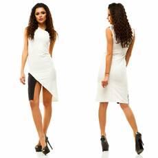 Платье белое, модель - 176