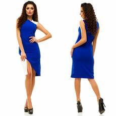 Платье, модель - 176, электрик