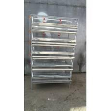 Клітка для перепелів КП-1-5 від виробника