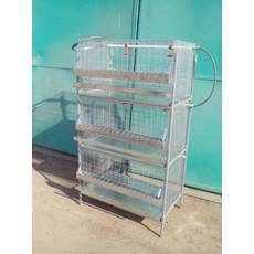 Клітка куряча КК-1-4, купити в Херсоні