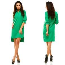 Модель - 181 (платье), зеленый