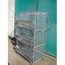 Клетка куриная КК-3-3, купить в Украине