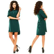 Модель - 181 (платье), темно-зеленый