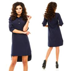 Модель - 181 (плаття), темно-синій колір