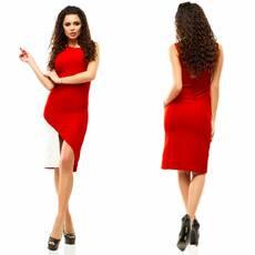 Плаття червоне, модель - 176