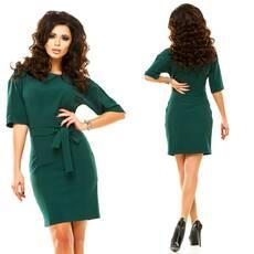 Модель - 182 (плаття), темно-зелений