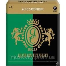 Rico RGC10ASX250 тростина для альт- саксофона, №2,5