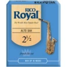 Rico RJB1025 Royal тростина для альт-саксофона, №2,5