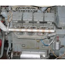 Двигатель Неман, 8 ч 9,5/10, конверсия, с хранения, без наработки