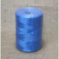 Шпагат поліпропіленовий синій, 1200 метрів / бобіна, купити в Тернополі