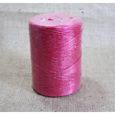 Шпагат поліпропіленовий рожевий, 1200 метрів / бобіна, купити в Києві